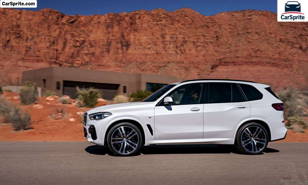 BMW X5 2020 prices and specifications in Egypt | Car Sprite