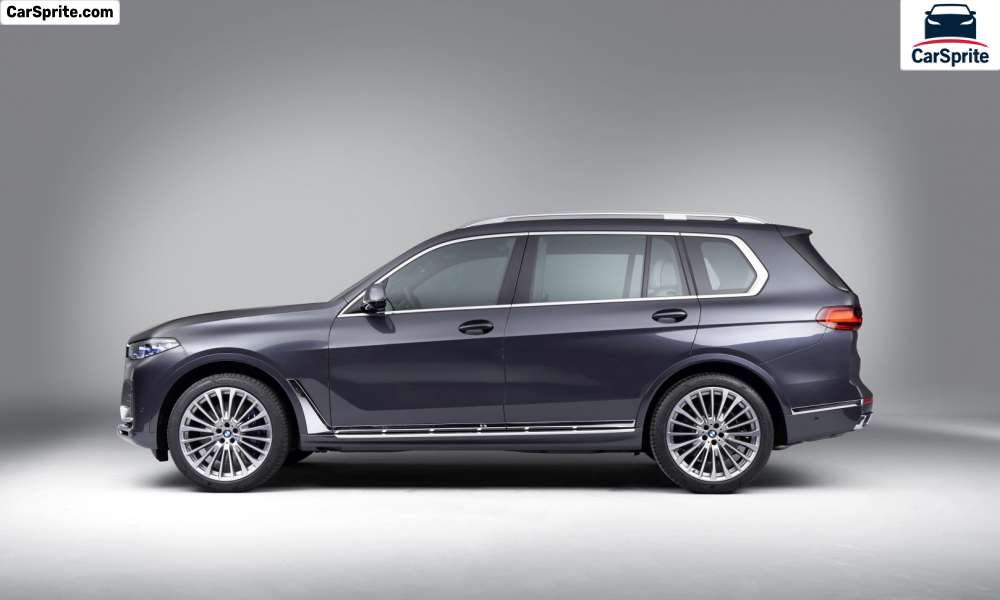 Bmw X7 2020 Price In Egypt