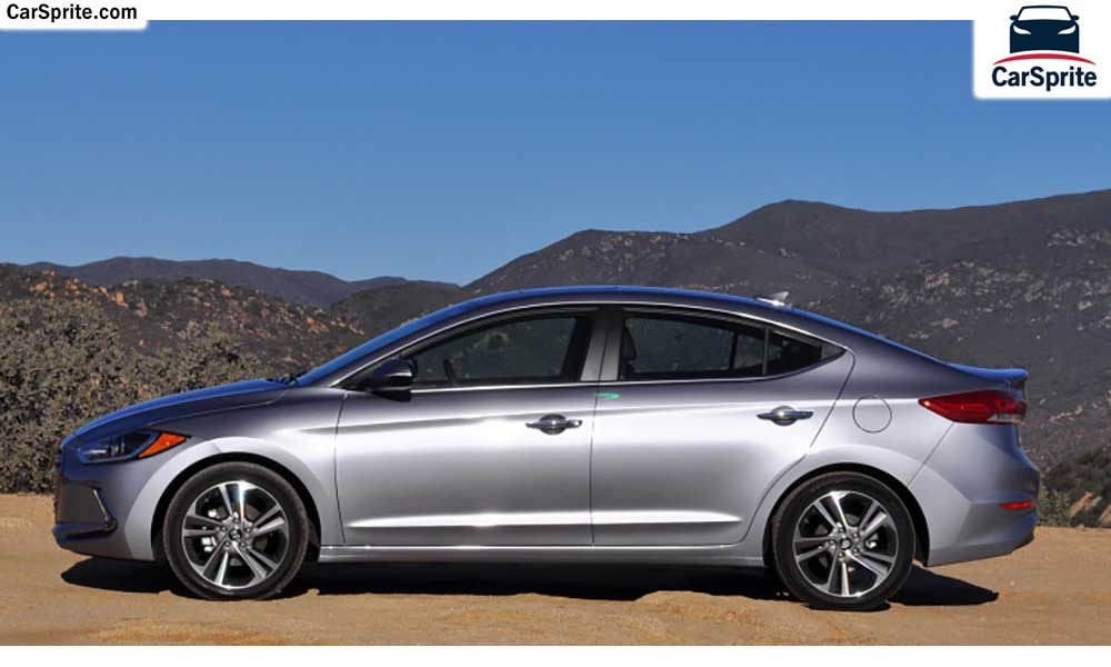 Hyundai Elantra 2020 Prices And Specifications In Egypt Car Sprite