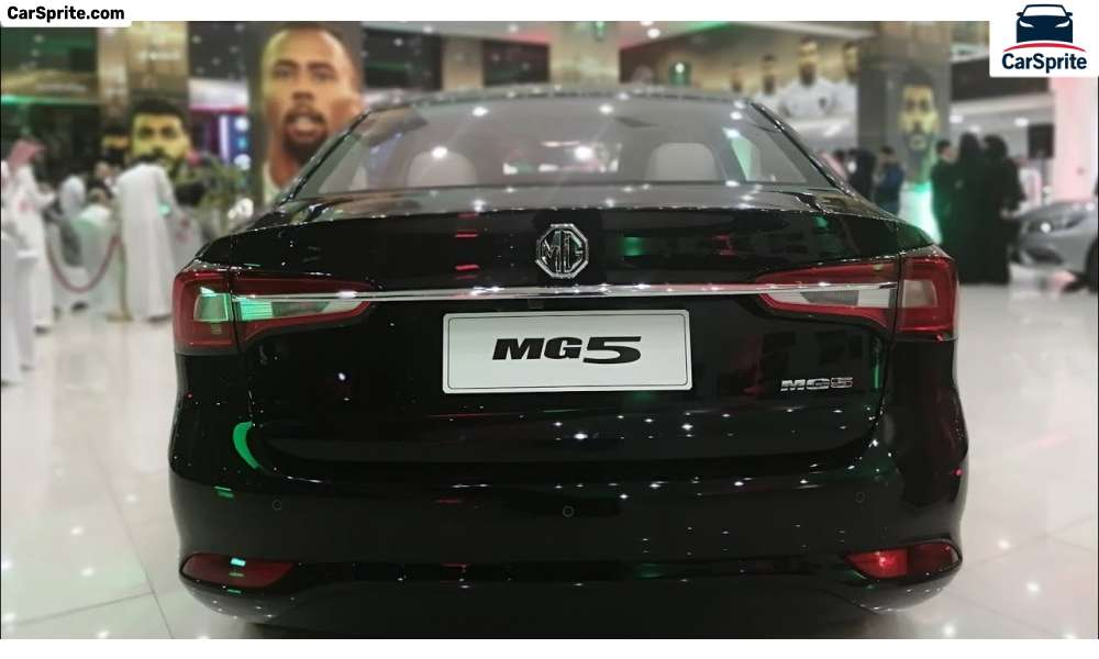 MG 5 2020 prices and specifications in Egypt | Car Sprite