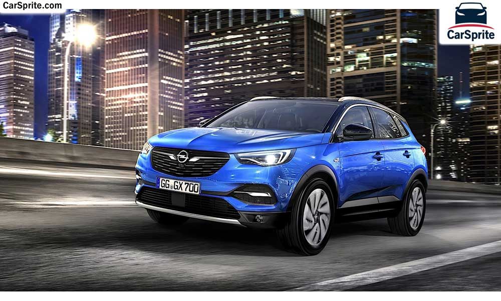 Opel Grand Land 2020 Prices And Specifications In Egypt Car Sprite