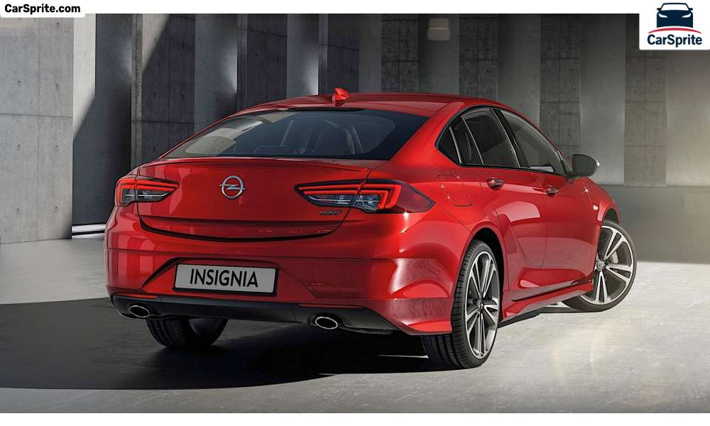Opel Insignia 2020 prices and specifications in Egypt ...