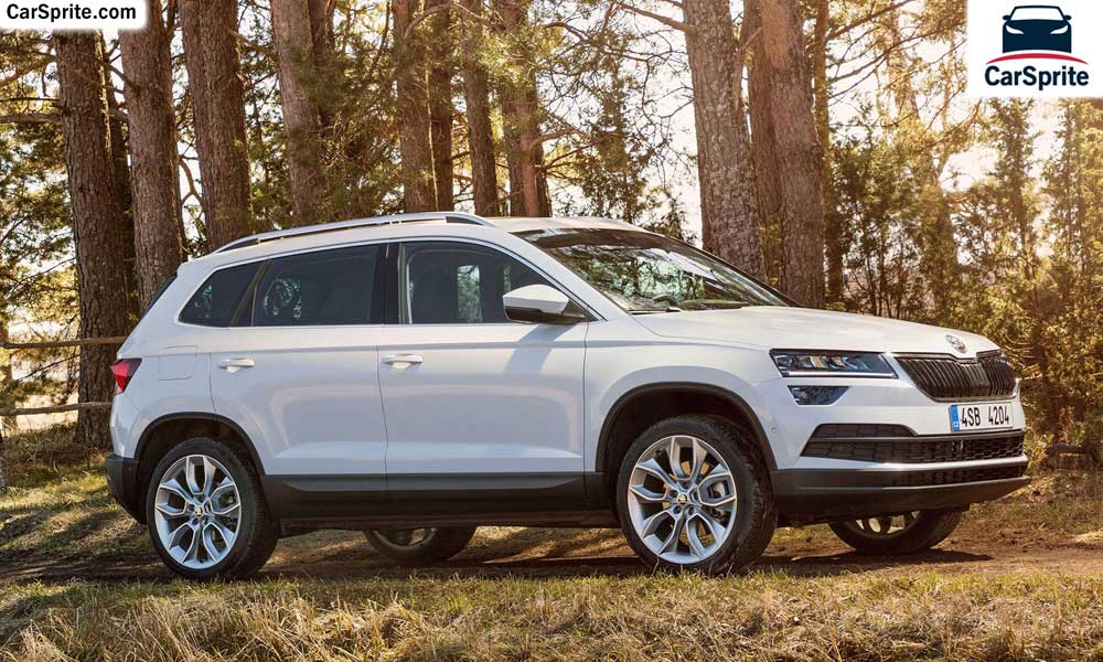 Skoda Karoq 2019 prices and specifications in Egypt | Car ...