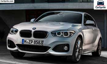 BMW 118i 2020 prices and specifications in Egypt | Car Sprite