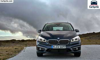 BMW 218 2020 prices and specifications in Egypt | Car Sprite