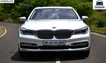 BMW 740Li 2020 prices and specifications in Egypt | Car Sprite