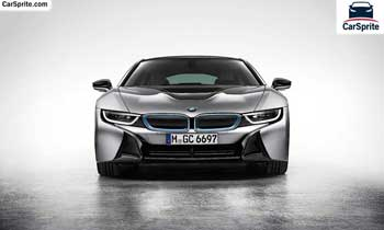 BMW i8 2020 prices and specifications in Egypt | Car Sprite