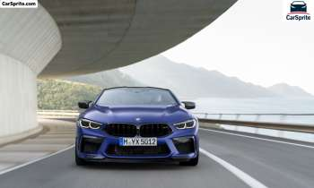 BMW M850i 2020 prices and specifications in Egypt | Car Sprite