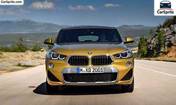 BMW X2 2019 prices and specifications in Egypt | Car Sprite