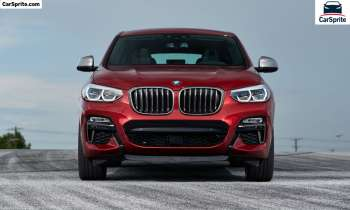 BMW X4 2020 prices and specifications in Egypt | Car Sprite