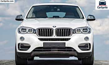 BMW X6 2019 prices and specifications in Egypt | Car Sprite