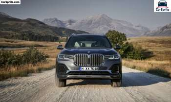 BMW X7 2020 prices and specifications in Egypt | Car Sprite