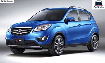 Changan CS35 2019 prices and specifications in Egypt | Car Sprite