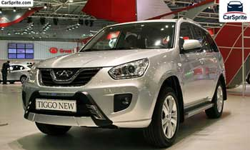 Chery Tiggo 2019 prices and specifications in Egypt | Car Sprite