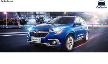 Chery Tiggo 4 2019 prices and specifications in Egypt | Car Sprite