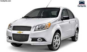 Chevrolet Aveo 2020 prices and specifications in Egypt | Car Sprite