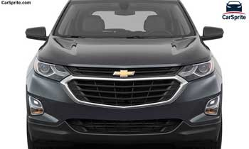 Chevrolet Equinox 2019 prices and specifications in Egypt | Car Sprite