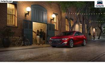 Chevrolet Malibu 2019 prices and specifications in Egypt | Car Sprite