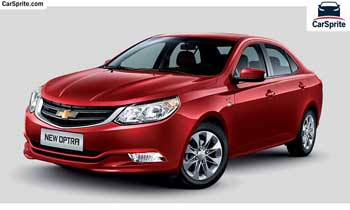 Chevrolet Optra 2021 prices and specifications in Egypt | Car Sprite
