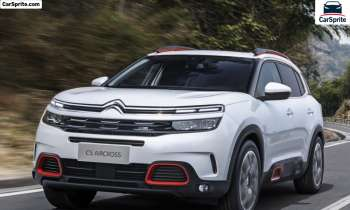 Citroen C5 Aircross 2020 prices and specifications in Egypt | Car Sprite