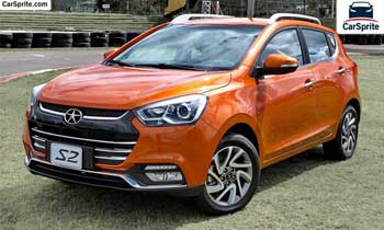 Jac S2 2019 prices and specifications in Egypt | Car Sprite
