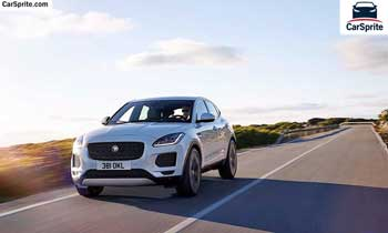 Jaguar E-PACE 2020 prices and specifications in Egypt | Car Sprite