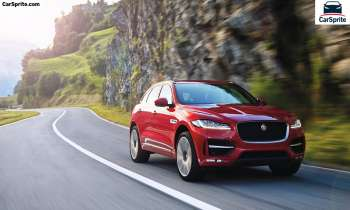 Jaguar F-PACE 2020 prices and specifications in Egypt | Car Sprite