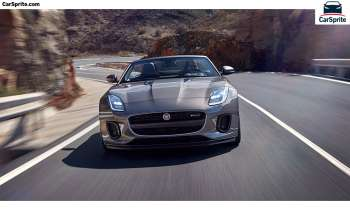 Jaguar F-TYPE 2020 prices and specifications in Egypt | Car Sprite