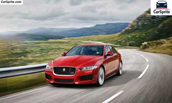 Jaguar XE 2020 prices and specifications in Egypt | Car Sprite