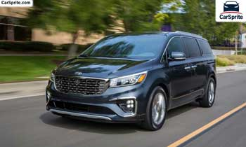 Kia Carnival 2020 prices and specifications in Egypt | Car Sprite