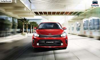 Kia Pegas 2020 prices and specifications in Egypt | Car Sprite