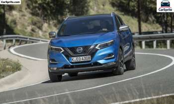 Nissan Qashqai 2020 prices and specifications in Egypt | Car Sprite