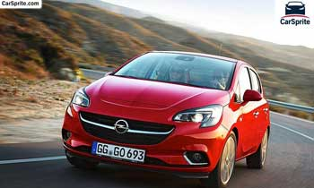 Opel Corsa 2019 prices and specifications in Egypt | Car Sprite
