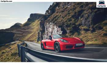 Porsche 718 Boxster 2020 prices and specifications in Egypt | Car Sprite