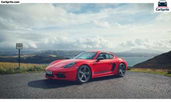 Porsche 718 Cayman 2020 prices and specifications in Egypt | Car Sprite