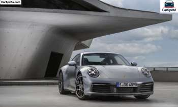 Porsche 911 Carrera 4S 2020 prices and specifications in Egypt | Car Sprite