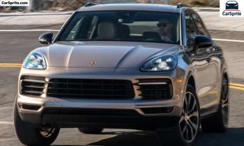 Porsche Cayenne 2020 prices and specifications in Egypt | Car Sprite