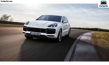 Porsche Cayenne Turbo 2020 prices and specifications in Egypt | Car Sprite