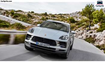 Porsche Macan S 2020 prices and specifications in Egypt | Car Sprite