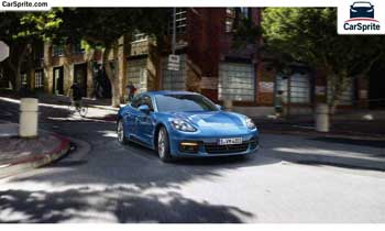 Porsche Panamera 4 2020 prices and specifications in Egypt | Car Sprite