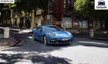 Porsche Panamera 4S 2020 prices and specifications in Egypt | Car Sprite