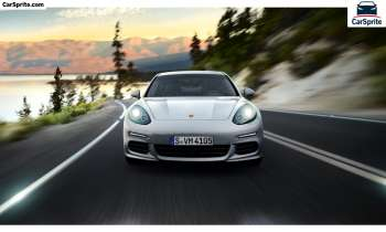 Porsche Panamera Turbo S 2020 prices and specifications in Egypt | Car Sprite
