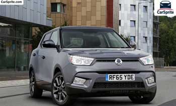 Ssangyong Tivoli 2020 prices and specifications in Egypt | Car Sprite