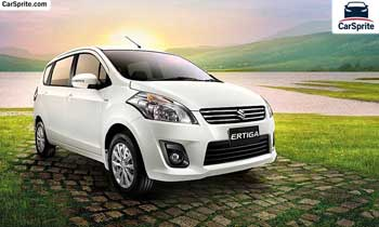 Suzuki Ertiga 2019 prices and specifications in Egypt | Car Sprite