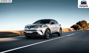 Toyota C-HR 2019 prices and specifications in Egypt | Car Sprite