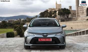 Toyota Corolla 2021 prices and specifications in Egypt | Car Sprite