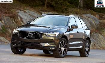 Volvo XC 60 2020 prices and specifications in Egypt | Car Sprite