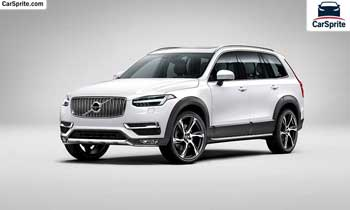 Volvo XC 90 2020 prices and specifications in Egypt | Car Sprite